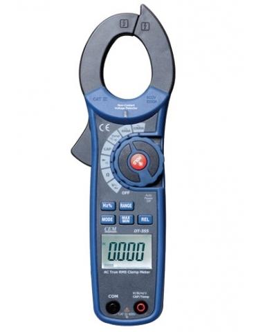 DT-355 Профессиональные токовые клещи для измерения переменного тока