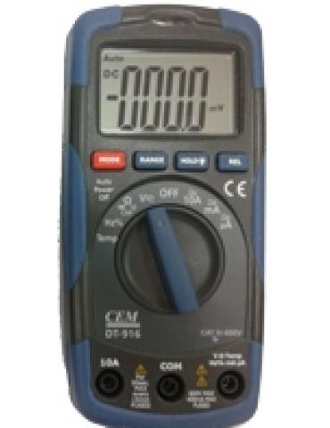 DT-914 цифровой мультиметр