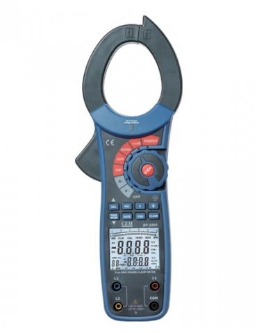 DT-3353 токовые клещи ваттметр