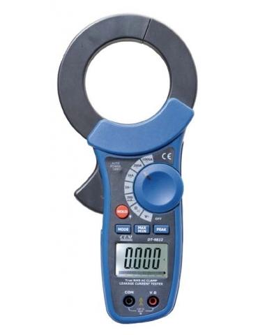 DT-9812 Компактные токовые клещи для измерения переменного тока