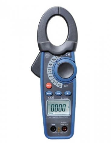 DT-3367 Профессиональные токовые клещи