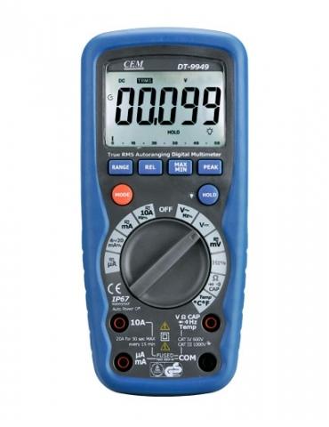 DT-9959 мультиметр профессиональный True RMS