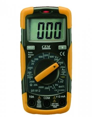 DT-912 Тестер-мультиметр