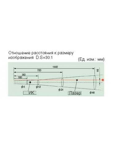 DT-8835 пирометр