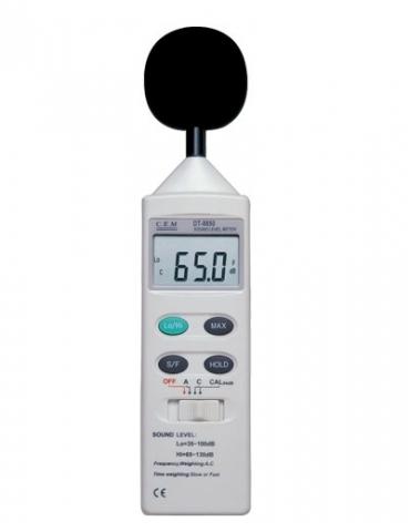 DT-8850 Шумомер