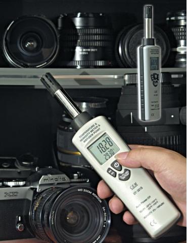 DT-321 Цифровой Гигро-термометр