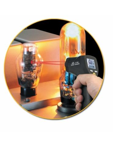 DT-8865 Профессиональный пирометр (инфракрасный термометр)