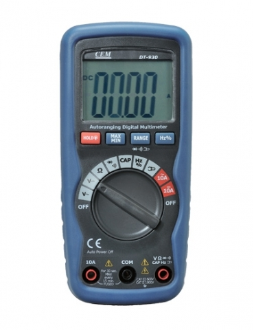 DT-932N цифровой мультиметр