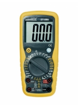 DT-9908 Цифровой мультиметр, высокой точности, с функцией термометра.