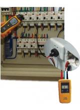 LA-1012  детектор (кабелеискатель) скрытой проводки и коммуникаций