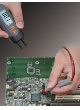 SMD-100 измеритель емкости, сопротивления SMD-компонентов